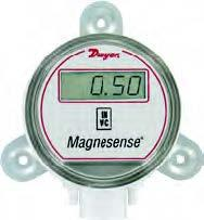 The Series MS Magnesense Differential Pressure Transmitter