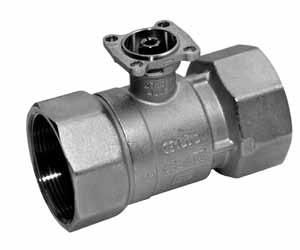 R2..xx-S.. BELIMO HVAC Characterised control valve, 2-way, Internal thread