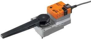 SR24A-5 Rotary actuator for rotary valves